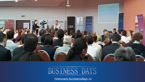 S-au deschis inscrierile la Bucuresti Business Days