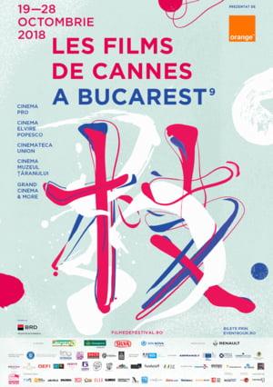 S-au pus in vanzare biletele pentru Les Films de Cannes à Bucarest 2018. Vezi programul complet