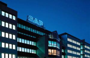 SAP: scadere dramatica a vanzarilor de software