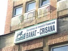 SIF Banat-Crisana: Profit de 63 milioane lei in 2011
