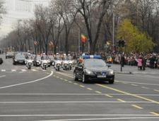 SPP, limuzina germana de 80.000 de euro pentru Iohannis si masuri de securitate la locuinta din Sibiu