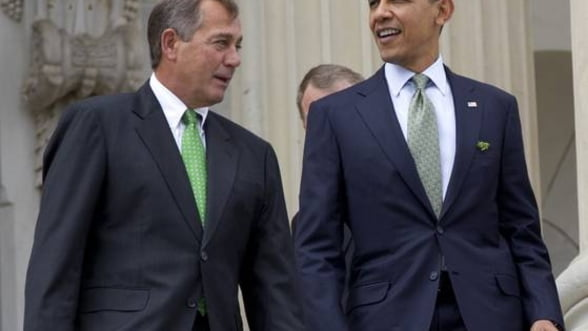 SUA: Investitorii dau semne ca varful fiscal va fi evitat
