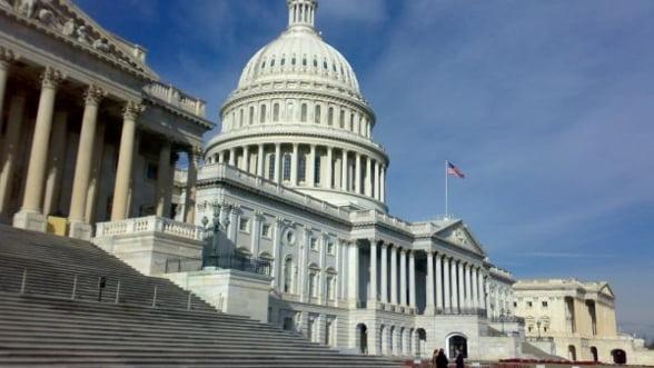 SUA: Patru zile pana la activarea automata a taierilor bugetare