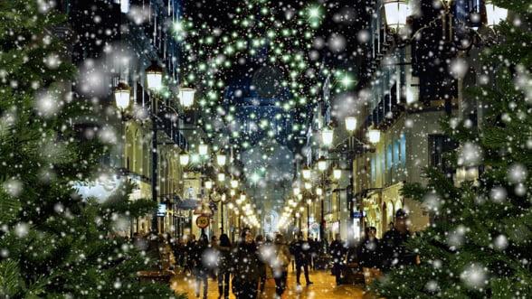 SUA: Sezonul de cumparaturi pentru sarbatorile de iarna, cel mai bun din 2012 pana acum