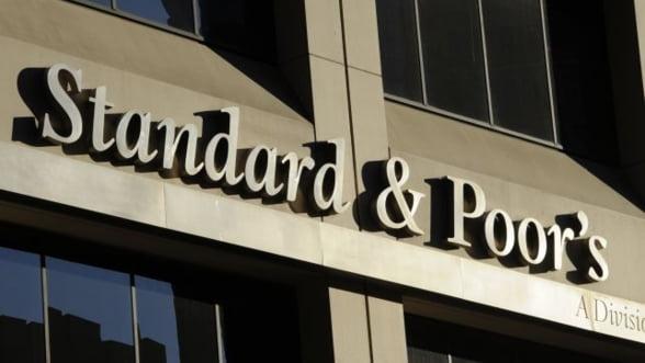 SUA da in judecata S&P si cere daune de 5 miliarde de dolari pentru criza financiara