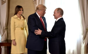 SUA l-au invitat pe Vladimir Putin sa efectueze o vizita la Washington