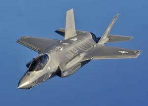 SUA suspenda livrarea in Turcia de echipamente pentru avioanele F-35