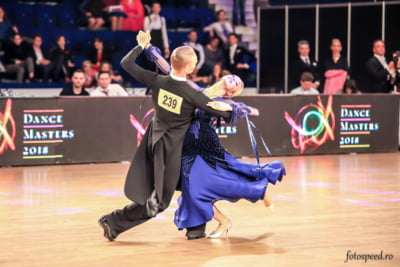 Sala Polivalenta din Bucuresti - polul dansului sportiv mondial in weekend, la DanceMasters