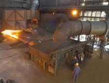 Salariatii de la ArcelorMittal Galati pleaca de marti in concediu fortat de cinci zile, prin rotatie