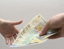Salariile au crescut cu 2,3% in noiembrie
