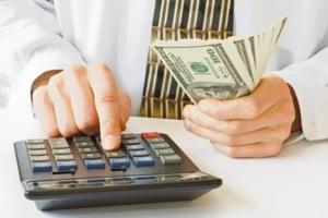 Salariile bugetarilor vor creste cu maxim o treime in 5 ani