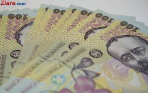 Salariul mediu net a crescut in martie cu 15,5%