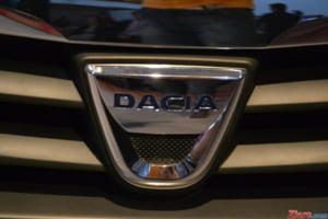 Salonul Auto de la Paris: Dacia a lansat patru modele (Galerie foto)