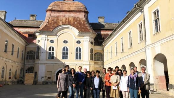 Salvare pentru castelele de pe Valea Muresului, prin intermediul programului european INNOCASTLE