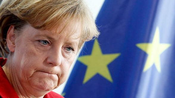 Salvarea Greciei ar putea sa o coste cariera politica pe Angela Merkel