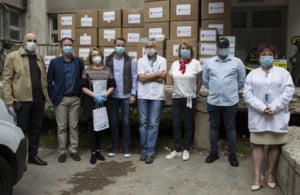 Salvati Copiii aloca 300.000 de lei pentru echiparea urgenta a Institutului de Urgenta pentru Boli Cardiovasculare si Transplant din Targu Mures