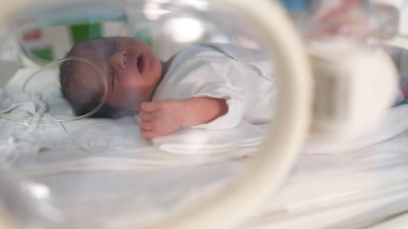 Salvati Copiii doteaza Sectia de Neonatologie a Spitalului Universitar de Urgenta Bucuresti