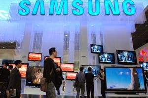 Samsung, cea mai mare companie de tehnologie
