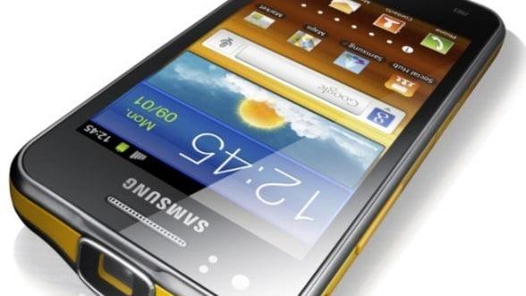 Samsung Galaxy Beam: Urmatorul smartphone...cu proiector