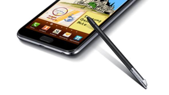 Samsung Galaxy Note a fost lansat oficial in Romania