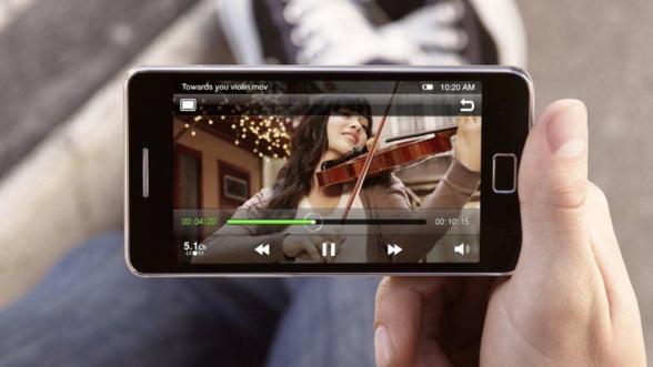 Samsung Galaxy S II, cel mai bun smartphone la Mobile World Congress 2012