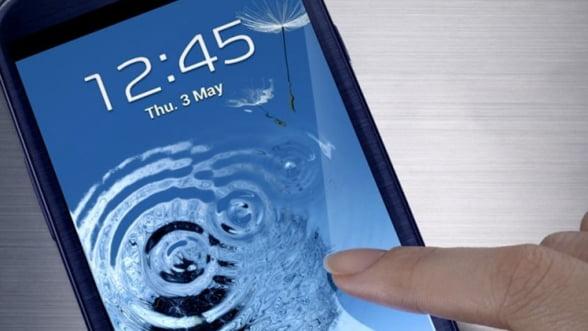 Samsung Galaxy S III: vanzari de 10 milioane de unitati in doua luni