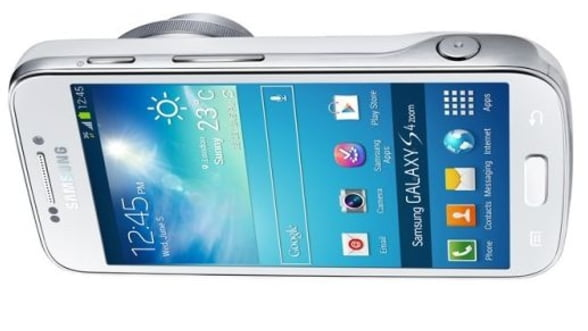 Samsung Galaxy S4 Zoom, prezentat oficial: un Galaxy S4 mini cu camera de 16MP