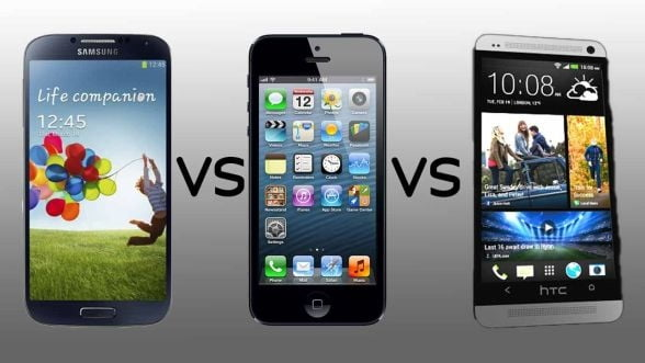 Samsung Galaxy S4 a depasit iPhone 5 la vanzari in SUA