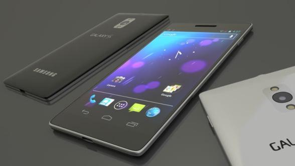 "Samsung Galaxy S4 ar putea avea un ecran ""indestructibil"""