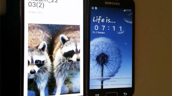 Samsung Galaxy S4 mini, confirmat - primele imagini au aparut online