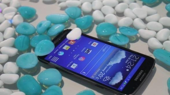 Samsung Galaxy S5 ar putea fi rezistent la apa si praf