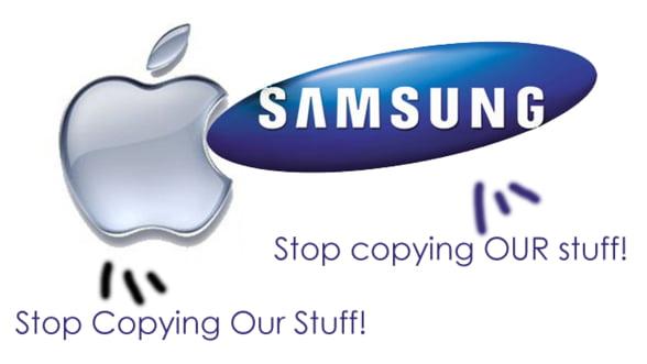 Samsung a castigat in fata Apple! Isi poate vinde tableta in Australia
