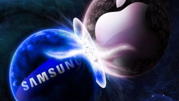 Samsung a crescut de noua ori mai repede decat Apple pe piata smartphone globala in T1