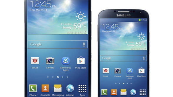 Samsung a lansat Galaxy S4 mini