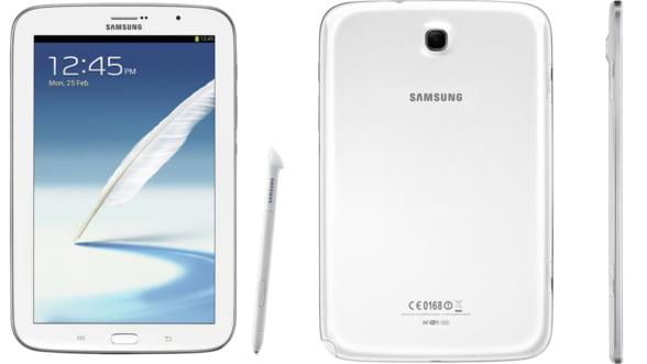 Samsung a lansat un rival pentru iPad Mini: tableta - telefon Galaxy Note 8