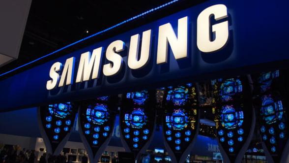 Samsung a pierdut 28 de miliarde de dolari din capitalizare in sase saptamani