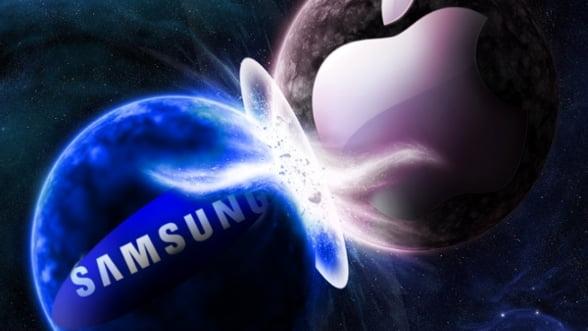 """Samsung a pierdut procesul """"3G"""" cu Apple"""