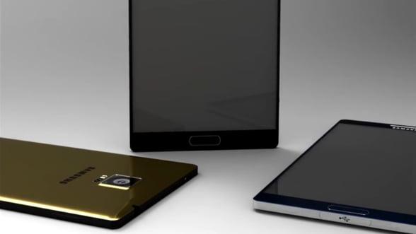 Samsung a prezentat Galaxy Alpha. Ce dotari are noul smartphone