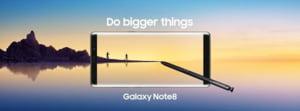 Samsung a prezentat noul Galaxy Note 8. Cu ce se mandreste si cand ajunge pe piata (Video)