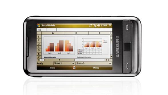 Samsung anunta lansarea smartphone-ului Omnia M