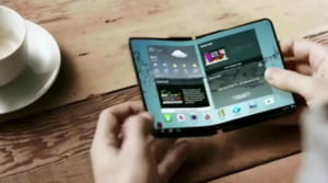 Samsung ar putea lansa foarte curand smartphone-ul pliabil