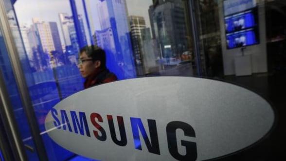 Samsung isi mentine suprematia in fata Apple, cu un nou record de vanzari