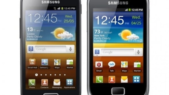 Samsung lanseaza Galaxy Ace 2 si Galaxy Mini 2 in aprilie