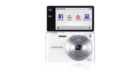 Samsung lanseaza o camera foto cu Wi-Fi