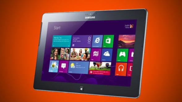 Samsung opreste vanzarile tabletei cu Windows RT in Germania din cauza cererii scazute