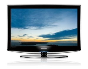 Samsung pariaza pe televizoarele LCD
