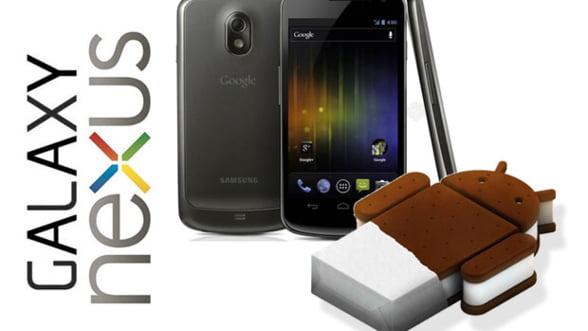 Samsung si Google au lansat Galaxy Nexus (Galerie foto)