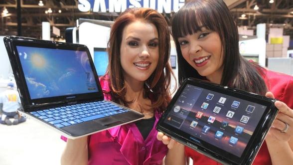 Samsung va lansa o tableta cu Windows RT