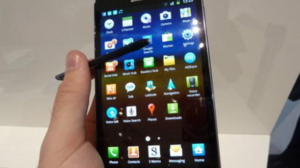 Samsung va prezenta noul Galaxy Note pe 29 august