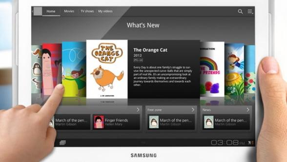 Samsung va utiliza un procesor Intel pentru noua tableta Galaxy Tab 3 (surse)